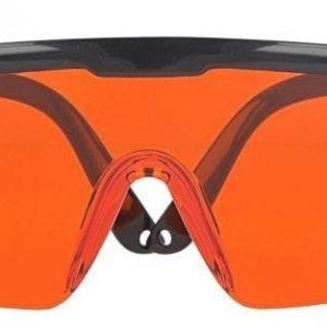 orange Protective glasses